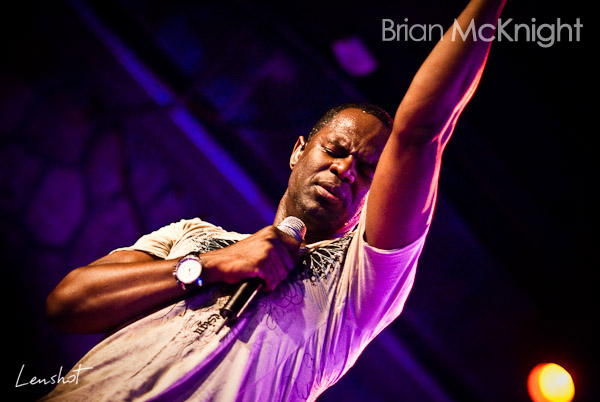 Brian McKnight – Showcase 2009
