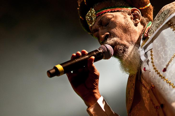 Neville O'Riley « Bunny Wailer » Livingston – Garance Reggae Festival 2010
