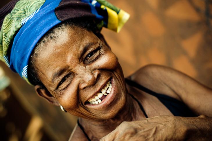 GrandMa' – Burkina Faso