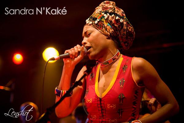 Sandra NKaké – Cabaret Sauvage 2007