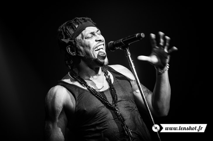 D'angelo – Paris Bataclan – 2012
