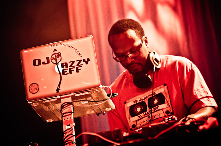 Dj Jazzy « The Magnificent » Jeff