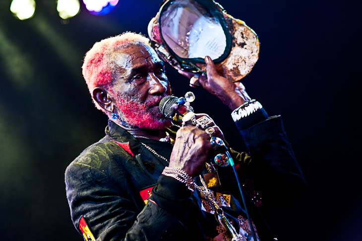 LEE « SCRATCH » PERRY – Le Plan 2011