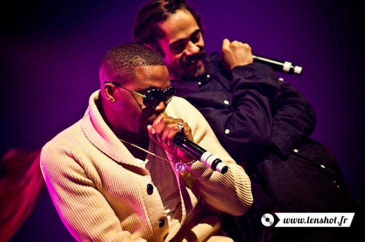Nas & Damian Marley – Zenith Paris 2011
