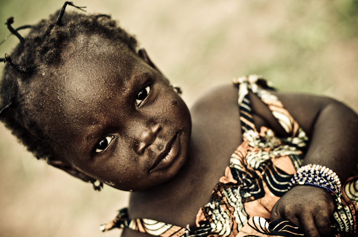 My favorite kiddo – Burkina Faso