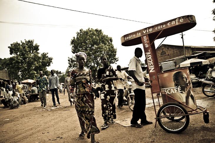 Pas de Nespresso… – Burkina Faso