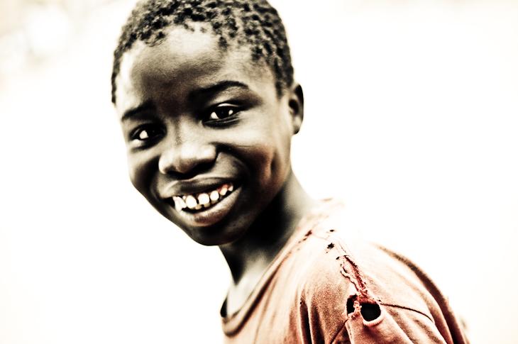 Smile smile smile – Burkina Faso