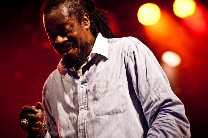 Anthony Moses «Beenie Man» Davis – Elysée Montmartre 2010