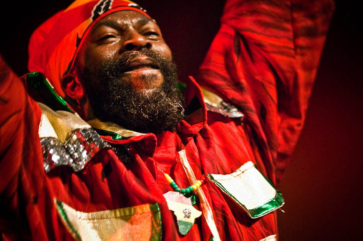 Clifton « Capleton » Bailey – Cabaret Sauvage