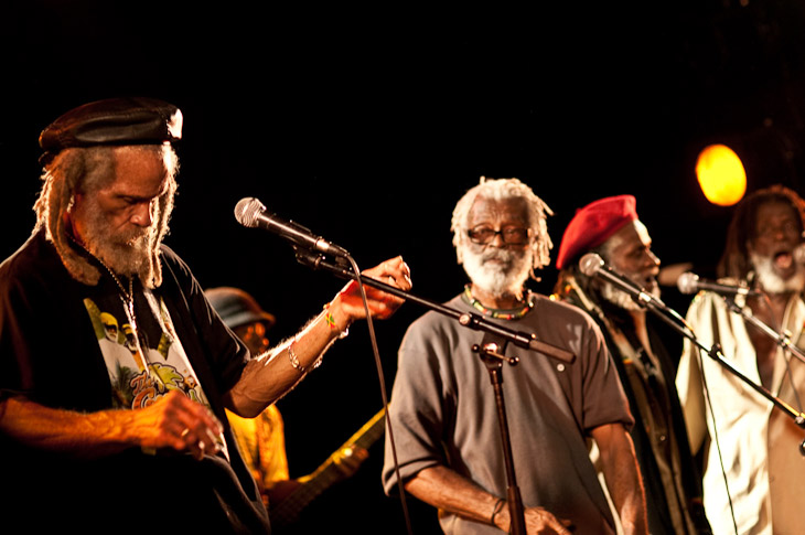 The Congos – EMB Sannois 2009