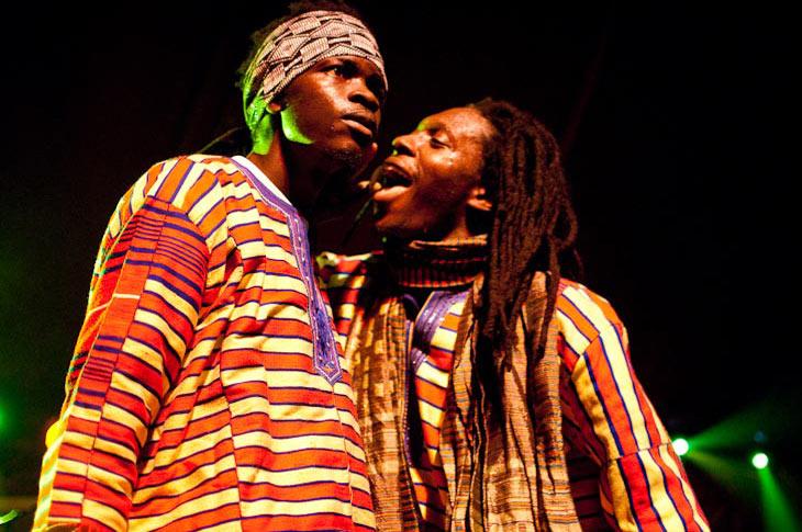 Daara J – Cabaret Sauvage 2009