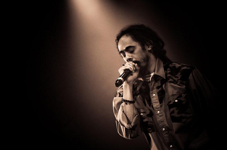 Damien Marley – Zenith de Paris 2010