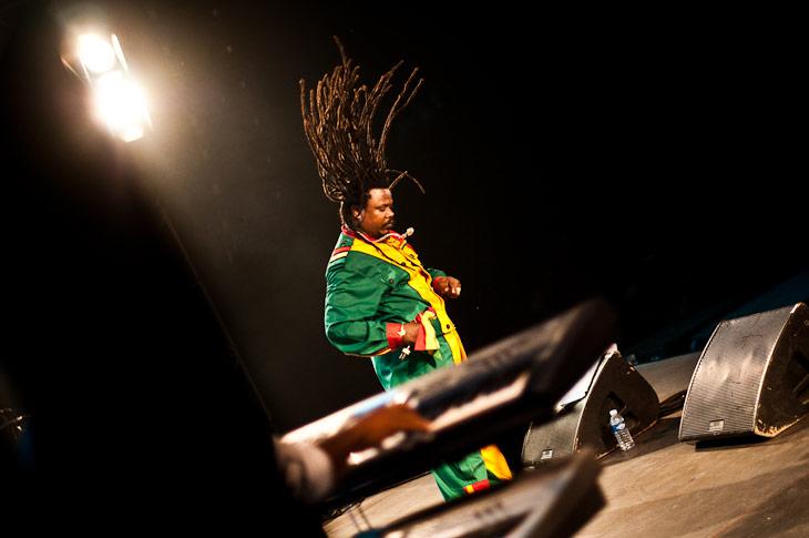 Jepther « Luciano » McClymont – Garance Reggae Festival 2010