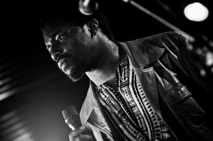 Sly « The Mic Buddah » Johnson – Belleviloise 2010