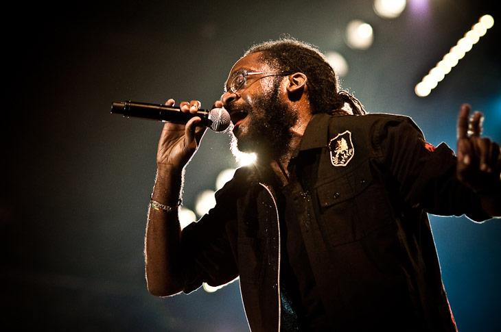 Omar «Tarrus» Riley – Garance Reggae Festival 2010