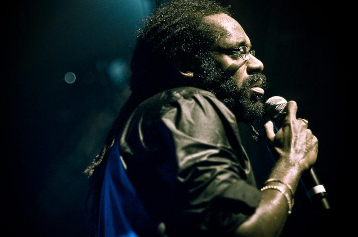 Omar «Tarrus» Riley – Cabaret Sauvage 2010