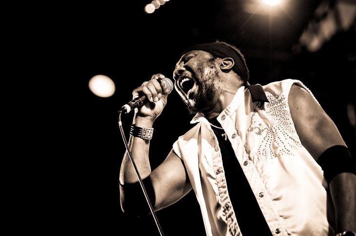 Frederic «Toots» Hibbert – Garance Reggae Festival 2010