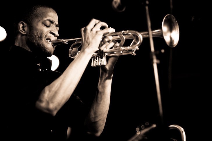 Troy « Trombone Shorty » Andrews – New Morning 2010