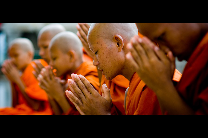 Meditation – Cambodge