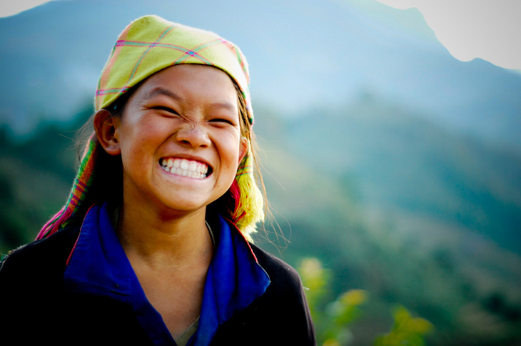 Eclat de rire – Vietnam
